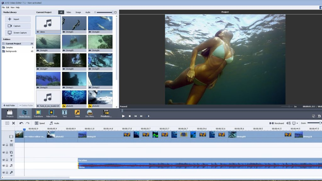 AVS Video Editor 9.4.4.375 Crack With Activation Key 2021